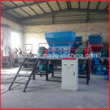 Double Shafts Empty Bunch/Fruit/Coconut/Palm Shredder Machine