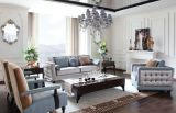 Living Room Sectional Sofa S6908