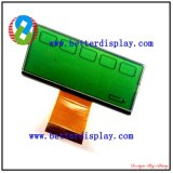 LCD Display Stn Type Yellow/Green LCD