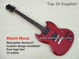 Hot! Sg Style Electric Guitar (Afanti ASG-001)
