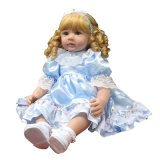 Real Looking Baby Copy From Ture Baby Playing Doll