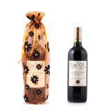 Printed Gift Bags for Wine Organza Bags