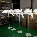 LED Dolphin Motif Decorative Light for Garden and Park Decomation