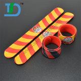 Fashion Silicone Slap Bracelet Wholesale