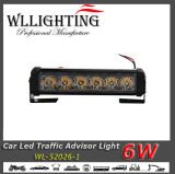 7 Inch Mini Traffic Advisor Warning Strobe Light Bar