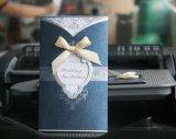China Manufacture Art Paper Customized Invitation Card