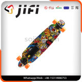 4-Wheel Electric Longboard Skateboard with Remote Control