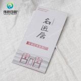 Offset Printing Paper Promotional Folded Leaflet / Brochure
