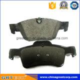 0044205220 Auto Spare Parts Wholesale Brake Pads