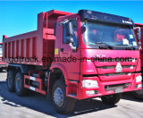 Sinotruk HOWO 6X4 371HP/273kw 10 Wheels Dump Truck