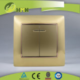 ZINC ALLOY DECORATING WALL SWITCH