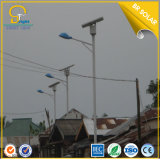 6m Pole 40W LED Solar Street Lighting System