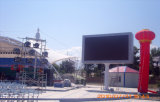 P12.5 Advertising Outdoor LED Display Board