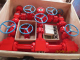 "3-1/8"" 5m Choke Manifold Kill Manifold of API 16c Specification"