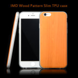 2017 Hot Selling Trending Product Blank Wood Pattern Phone Case with TPU Phone Back Cover Case for iPhone 6 6s