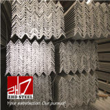 JIS Ss400/GB Q235 Galvanized Steel Angle Bar