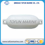 Heavy Duty PVC Inflatable White Marine Boat Fender