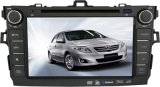 Quad Core 2 DIN Capacitive Touch Screen Car Navigation with Bt/iPod/3G/Vmcd/FM/Am for 2011 Corolla
