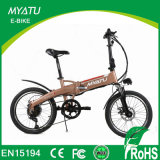 Hot Selling 20′′ Mini Kids Folding Electric Foldable E Bike