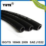 """3/8"""" Black Flexible Rubber SAE J1532 Transmission Oil Cooler Hose"""