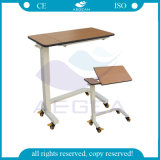 AG-Obt012 Turnable Reverse Hospital Table for Bed