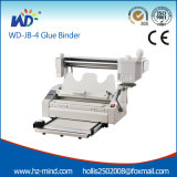 Professional Supplier Glue Binder with Creasing Perforating Cutting Desktop Gluing (WD-JB-4)