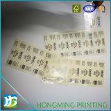 Custom Made Cheap Pet Transparent Sticker