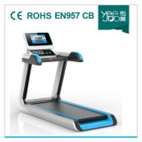2017 New with 15.6 -Inch WiFi Color Screen 6.0HP AC Commercial Treadmill