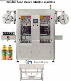 Double Heads Sleeve Shrink Labeling Applicator