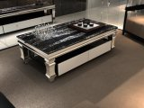 Modern Stainless Steel Coffee Table for Dining Room Furniture
