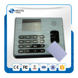 ID Mi Fare Card Linux Operating System Fingerprint and Pin Time Attendance for Security System (TX628)
