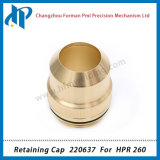 Retaining Cap 220637 for Hpr260 Plasma Cutting Torch Consumables