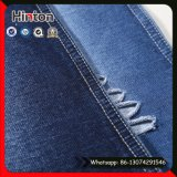 Cotton Spandex French Terry Indigo Jean Fabric for Women