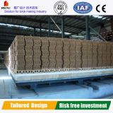 Clay Brick Firing Tunnel Kiln Cart Price List