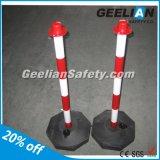 Flexible PU Traffic Post / Elasticity Warning Post / Spring Post