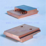 Explosive Weld Copper Clad Steel Plate for Conductive Busbar