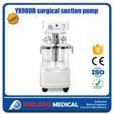Yx980d Mobile 4 Bottles Surgical Suction Pump Surgical Suction