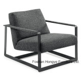 Metal Arm Chair Modern Living Room Furniture