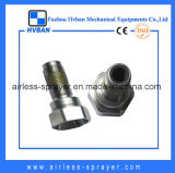 Stainless Steel Outlet for Graco495