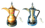 Electric Arabic Coffee Maker Stainless Steel Pot