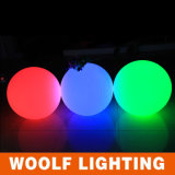 Battery Operated LED Colorful Outdoor Ball Lights