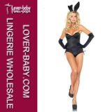 Woman Bunny Cosplay Sexy Lingerie Set (L15236-1)