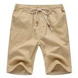 Walk Men′s Linen Casual Classic Fit Short
