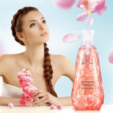 2016 New Formula Body Care Products Natural Petal Shower Gel