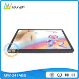 24 Inch LCD Advertising Display Player with USB SD Card (MW-241ABS)