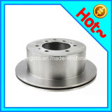 Ht250/G3000 Gray Iron Brake Disc Rotor for Toyota Land Cruiser 42431-60080