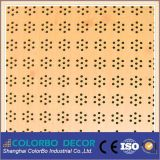 Perforated Decorative MDF Acoustic Ceiling Board
