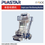 HDPE LDPE Monolayer Blown Film Machine