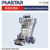 HDPE LDPE Monolayer Blown Film Machine