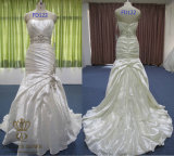 Mermaid Real Sample Bridal Gowns Lace Wedding Dresses
